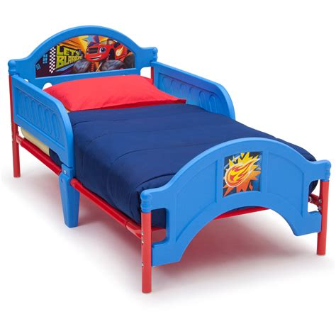 monsters toddler bed set nick jr blaze and the machines bedroom set with