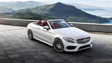 Mercedes Lineup by New Mercedes Convertible Lineup