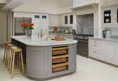 classic painted white shaker kitchen from harvey jones kitchen inspiration how to create a cook s kitchen