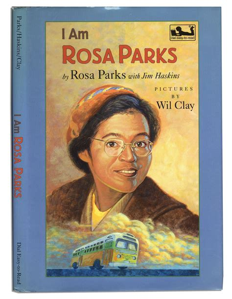 a picture book of rosa parks lot detail rosa parks signed edition of the