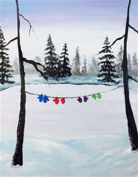 paint nite kitchener paint nite at the big river restaurant mar 5 pictures to