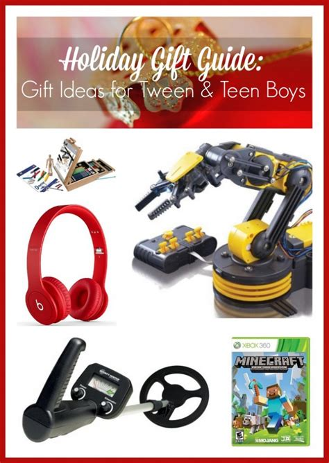 gifts boy gift guide gift ideas for tween boys