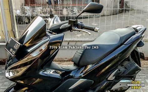 Pcx 2018 Stang by Tips Mengganti Stang Honda Pcx150 Dengan Yamaha Nmax155