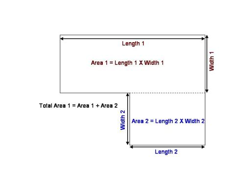 how to calculate the square footage of a house find square footage of a house home deco plans