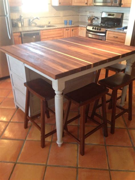 diy kitchen island ideas 25 best ideas about diy kitchen island on