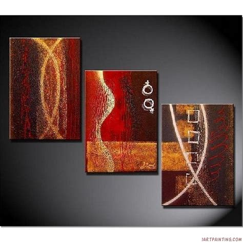 acrylic painting ideas for living room wall designs best 3 wall framed multi