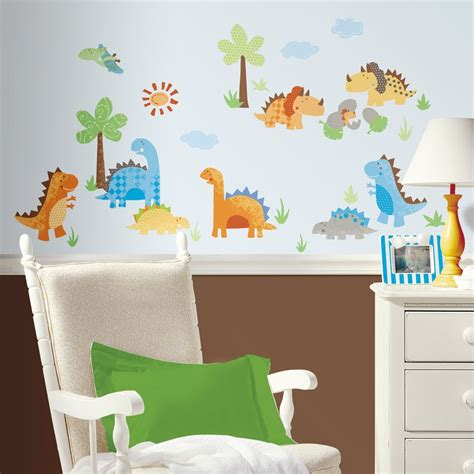 dinosaur nursery decor new dinosaurs wall decals dinosaur stickers bedroom