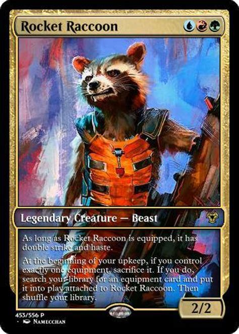how to make magic the gathering cards guardians of the galaxy magic the gathering cards set