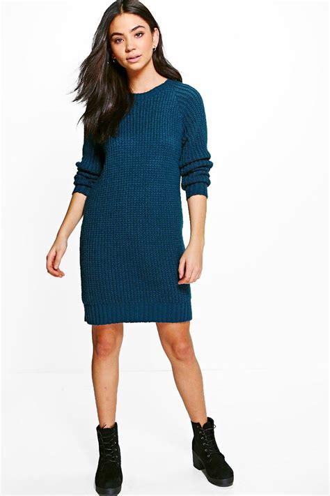 womens knit dresses boohoo womens soft knit jumper dress ebay