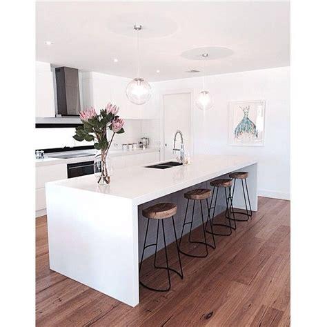 modern kitchen designs with island 25 best ideas about modern kitchen island on