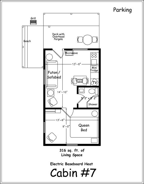 small cabin floorplans small kitchens floor plans home design and decor reviews