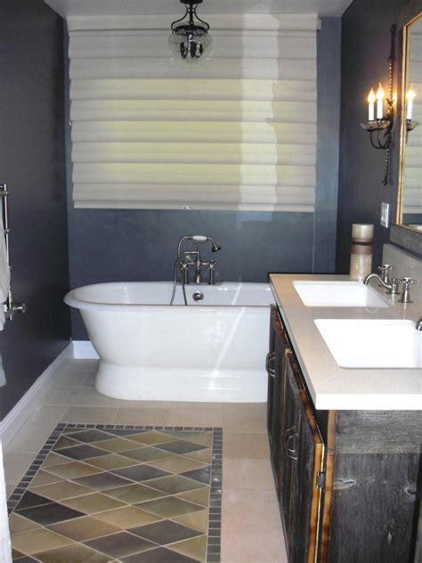 ideas for bathroom flooring beautiful bathroom floors from diy network diy