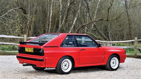 Audi Sport Quattro For Sale by Stunning 1986 Audi Sport Quattro Sells For 536 000 At