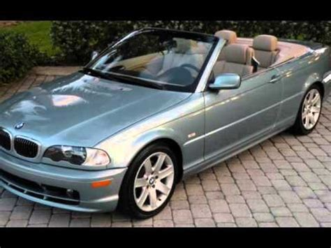 2003 Bmw 325ci Convertible 2003 bmw 325ci convertible ft myers fl for sale in fort