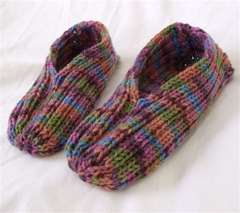 knitted patterns for free knitted baby slippers patterns free