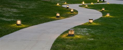different types of landscape lighting west palm