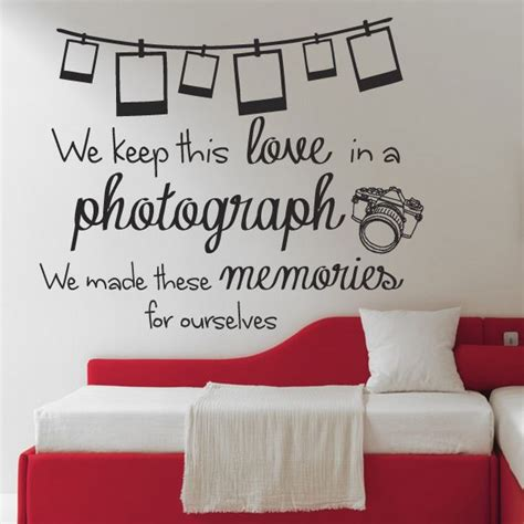 sticker wall quotes 17 best wall stickers quotes on kitchen wall