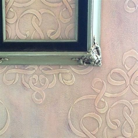 chalk paint joint compound 213 best images about trompe l oeil and stenciling ideas