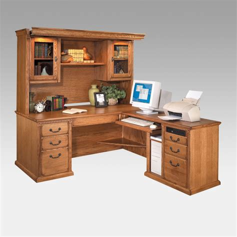 office desk with hutch l shaped furniture best mainstays l shaped desk with hutch for home