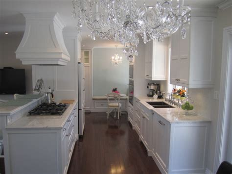 How To Set A Formal Table elegant fresh white kitchens traditional kitchen