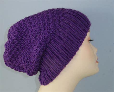 checking knitting chunky 2 stitch check slouch by madmonkeyknits craftsy