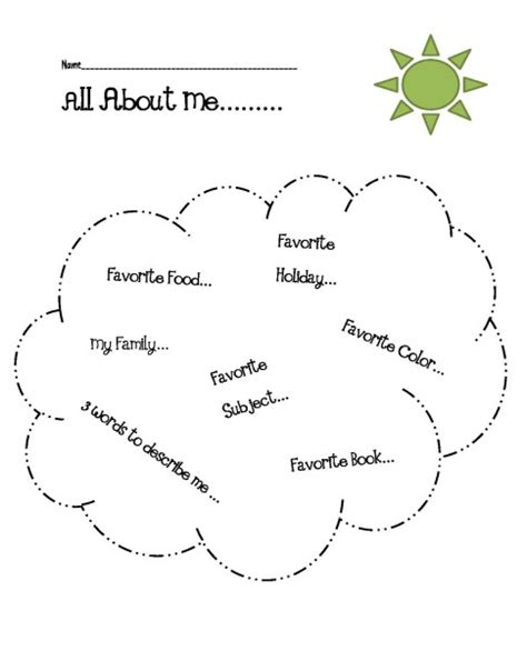 all about me crafts for all about me craft for classroom activity
