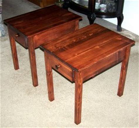 free woodworking plans for end tables these free end table plans are designed for the