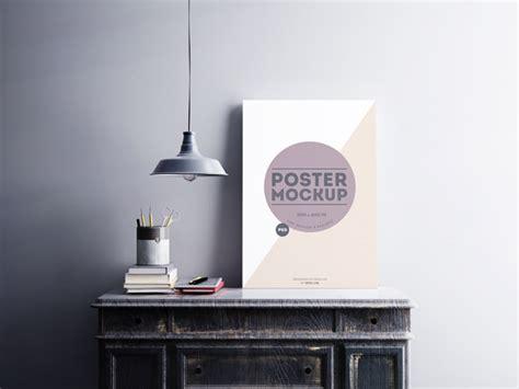 29 a4 poster mockups freecreatives