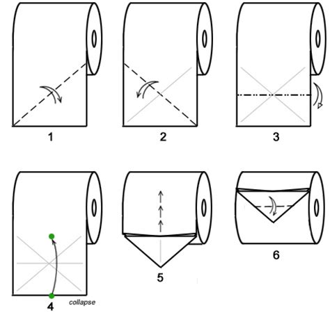 toilet paper origami butterfly toilet paper origami butterfly