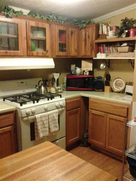 mobile home kitchen design 17 images about living in a mobile home inspiration on