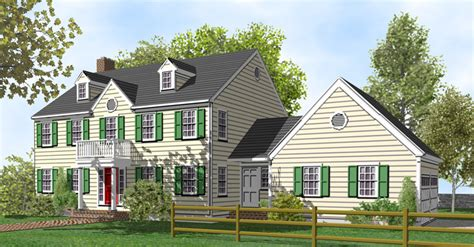 free home plans colonial garage plans