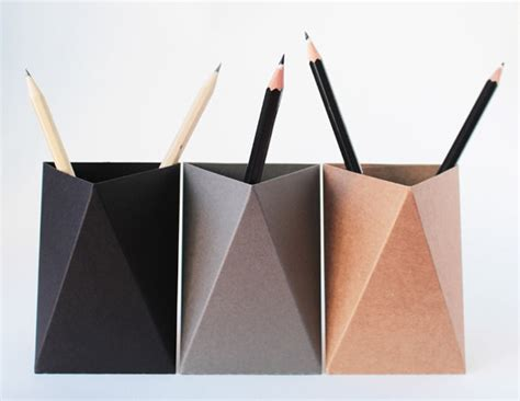 origami pencil cup items similar to 3box black grey brown origami paper