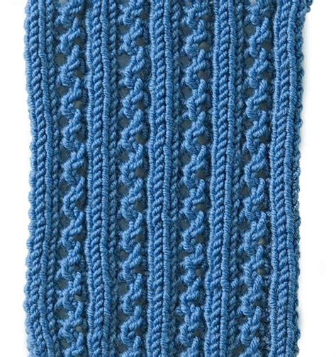how to rib stitch knit knit lace rib stitch free pattern gifts shop
