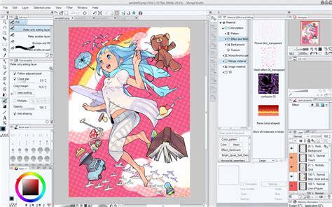 comic studio studio 5 software