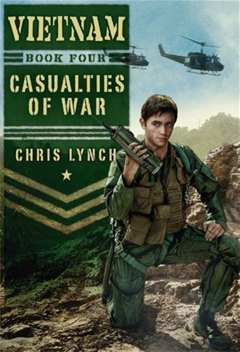 picture books about war casualties of war 4 by chris lynch reviews
