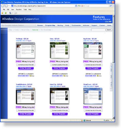free site website templates free web site template site flash