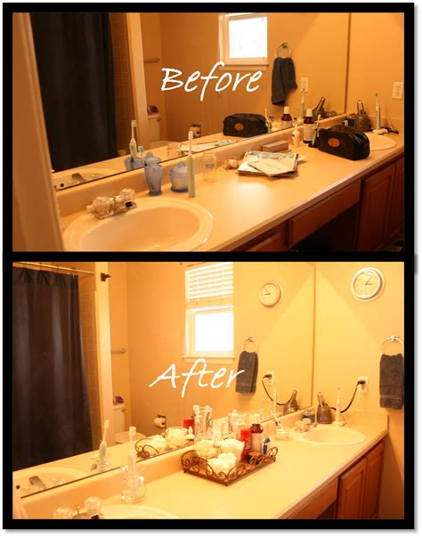 organize bathroom vanity delightfully organized simple bathroom vanity