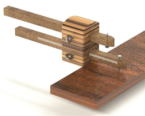 marking woodworking 3d print model woodworking marking cgtrader