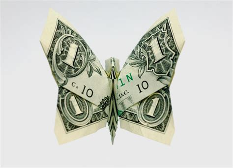 1 dollar origami sweet pleasure dollar origami