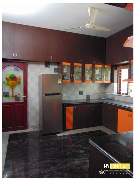 interior design in kitchen kerala kitchen designs idea in modular style for house in