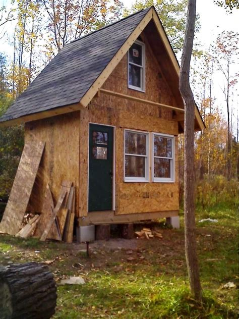 small cottages plans small rustic cabin plans homesfeed