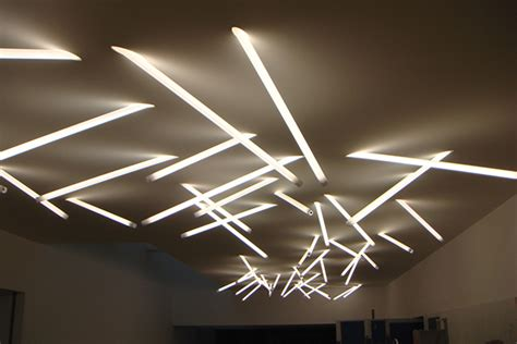 light on the ceiling polycarbonate stick light on behance