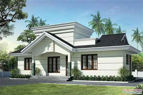 cost of house plans low cost house in kerala with plan photos 991 sq ft khp