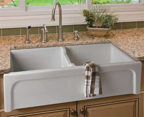 Kitchen Sink Bowl Plastic by 39 Quot Arched Apron Thick Wall Fireclay Double Bowl Farmhouse