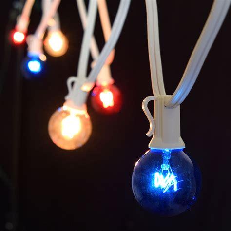 c7 white lights best 28 c7 string lights 25 clear white globe string