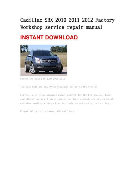 car repair manuals online pdf 2008 cadillac srx spare parts catalogs cadillac 2008 escalade owners manual pdf download autos post