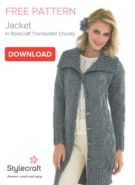knitted coat patterns for free a beautiful free knitting pattern to go with our wonderful