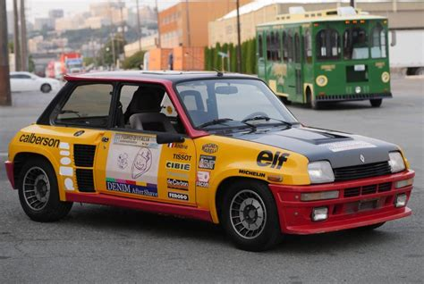 Renault R5 Turbo 2 by And Therefore Better 1984 Renault R5 Turbo 2 Rally