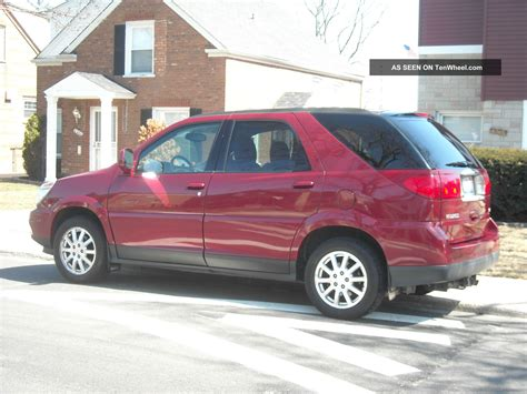 Buick Rendezvous 2006 by 2006 Buick Rendezvous Cxl