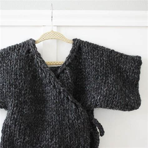 beginner sweater knitting pattern thick and toddler kimono sweater beginner knitting